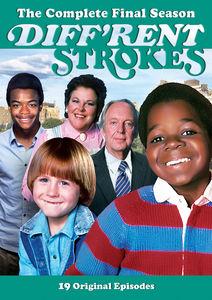Diff'rent Strokes: The Complete Final Season