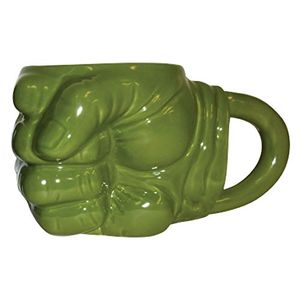 Marvel Hulk Fist Sculpted Ceramic Mug