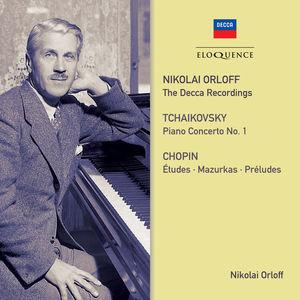 Nicolai Orloff: The Decca Recordings