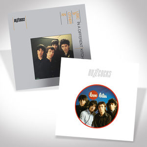 Buzzcocks Vinyl Bundle , Buzzcocks