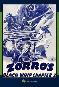 Zorro's Black Whip Chapter 2