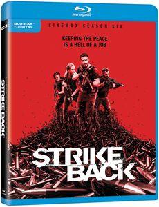 Strike Back: Cinemax Season Six , Daniel MacPherson