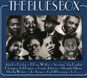 Blues Box [Import]