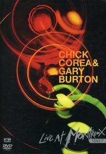 Chick Corea & Gary Burton: Live at Montreux 1997