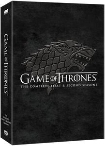 Game of Thrones: The Complete First & Second Season