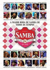 Samba Social Clube 5 [Import]