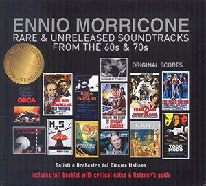 Rare & Unreleased Soundtracks From the '60s & '70s (Original Soundtrack) [Import]