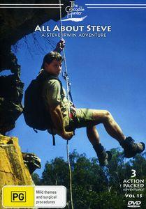 Crocodile Hunter: Vol. 15-All About Steve [Import]