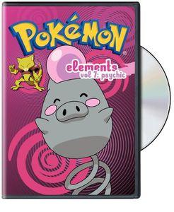 Pokemon Elements: Volume 7: Psychich
