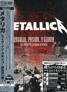 Orgullo Pasin y Gloria-Live in Mexico: Deluxe [Import]
