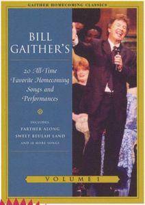 Vol. 1-Gaither Homecoming Classics
