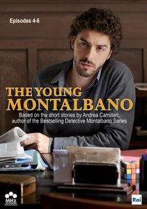 The Young Montalbano: Episodes 4-6 , Michele Riondino