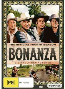 Bonanza-Season 4 [Import]