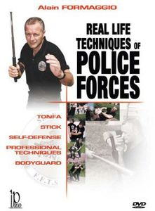 Real Life Self Defense Techniques of Police Forces