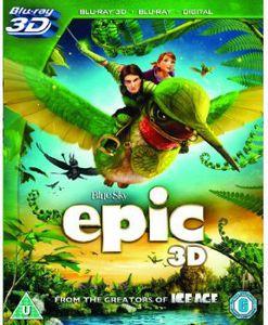 Epic 3D [Import]