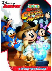 MMCH: Quest for the Crystal Mickey [Import]