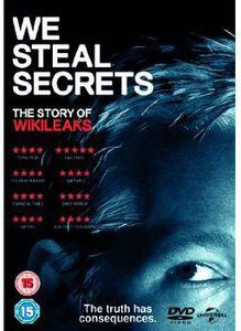 We Steal Secrets: Story of Wikileaks [Import]