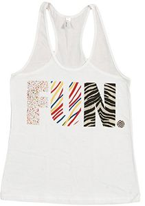 Crazy Patterns Junior Tank Top