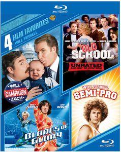 4 Film Favorites: Will Ferrell