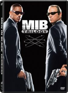 Men in Black /  Men in Black 2 /  Men in Black 3
