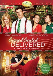 Signed, Sealed Delivered: For Christmas