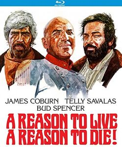 A Reason to Live, A Reason to Die!