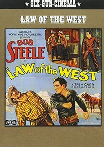 Law of the West (B. Steele)