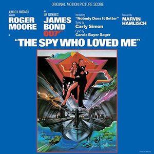 Spy Who Loved Me (Original Soundtrack)