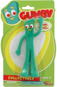 Gumby 6 Bendable Figure
