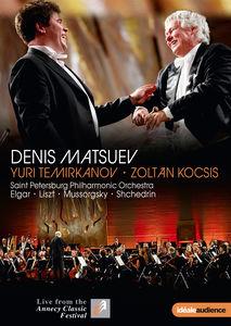 Annecy Classical Festival /  Matsuev /  Temirkanov /  Kocsis