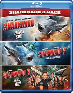 Sharknado Triple Feature