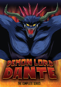 Demon Lord Dante: The Complete Series
