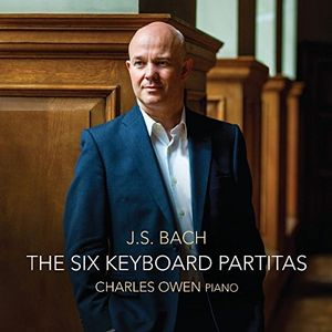 Johann Sebastian Bach: The Six Keyboard Partitas