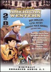 The Great American Western: Volume 13