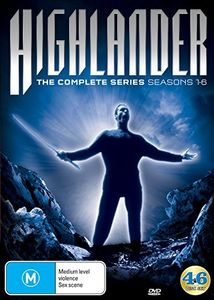 Highlander: The Complete Series: Seasons 1-6 [Import]