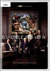 Succession: The Complete First Season , Brian Cox