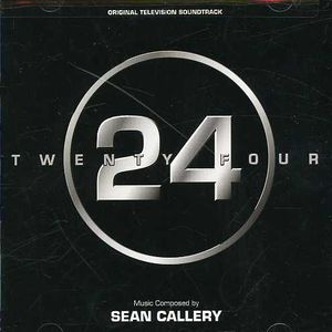 24 (Original Television Soundtrack)
