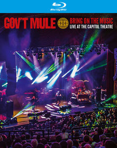 Bring On The Music - Live At The Capitol Theatre , Gov't Mule
