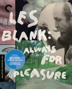 Les Blank: Always for Pleasure (Criterion Collection)