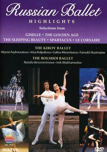 Russian Ballet Highlights