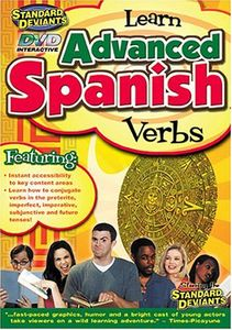 Advanced Spanish-Verbs