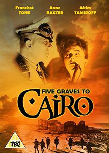 Five Graves to Cairo [Import]