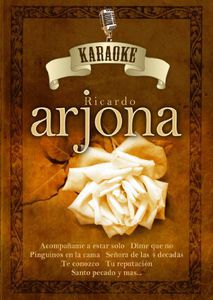 Karaoke-Ricardo Arjona [Import]