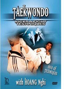 Taekwondo: Kicks & Fight Techniques