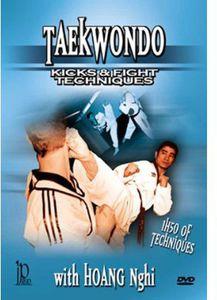 Taekwondo: Kicks & Fight Techniques