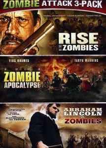 Abraham Lincoln V Zombies /  Zombie Apocalypse /  Rise O