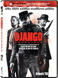 Django Unchained (DVD + Uv Copy) [Import]