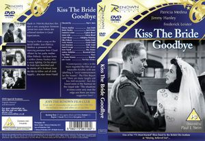 Kiss the Bride Goodbye [Import]