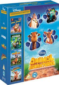 Disney Animal Adventures-Wild/ Basil the Great Mous [Import]