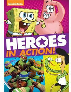 Nickelodeon: Heroes in Action!